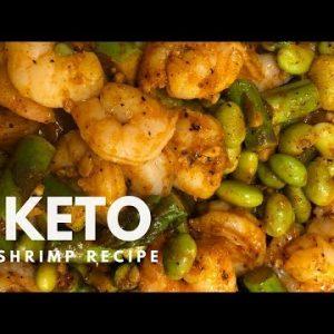 QUICK & EASY SHRIMP RECIPE | KETO | Low Carb