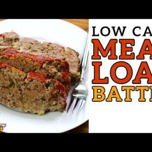 Low Carb MEATLOAF Battle – The BEST Keto Meat Loaf Recipe!