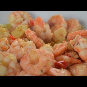 Spanish Garlic Shrimp (Gambas al Ajillo)   Spanish Recipes   Recetas de España   Keto Recipes