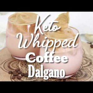 The Best Keto Whipped Dalgona Coffee Recipe