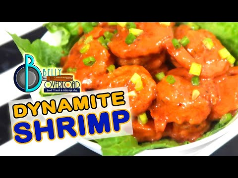 How to make Dynamite Shrimp with Yoghurt | Easy Recipes | Simple Meals | Rosemarie Manalo