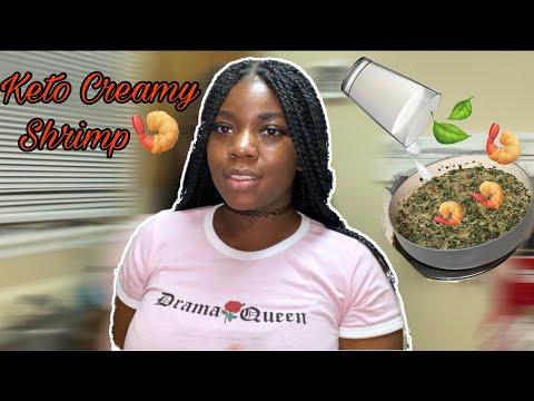 Keto Creamy Shrimp Recipe