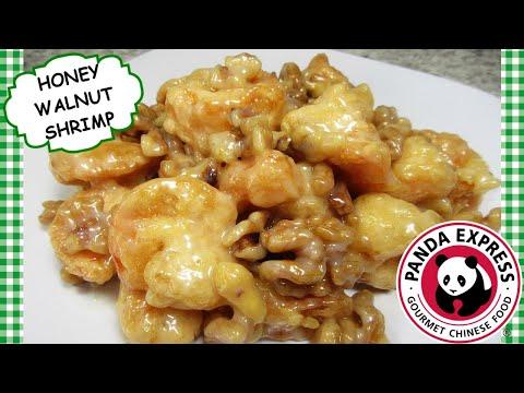 Copycat Panda Express HONEY WALNUT SHRIMP Recipe ~ Better Than Panda Express TakeOut!