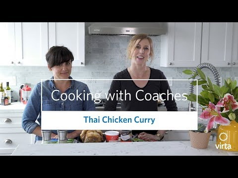 Low Carb Cooking: Keto Thai Chicken Curry Recipe