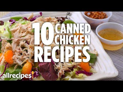 Top 10 Canned Chicken Recipes | Recipe Compilations | Allrecipes.com