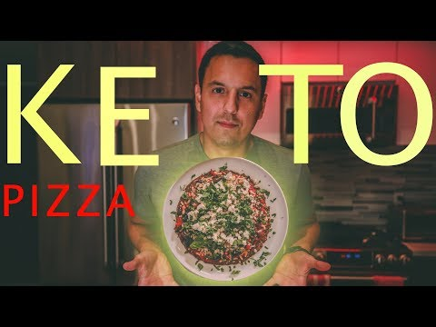 How To Make The Best Keto Pizza   Vegan Recipe