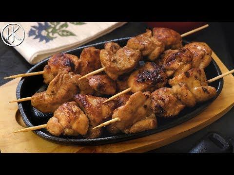 Thai Chicken Skewers | Keto Recipes | Headbanger's Kitchen