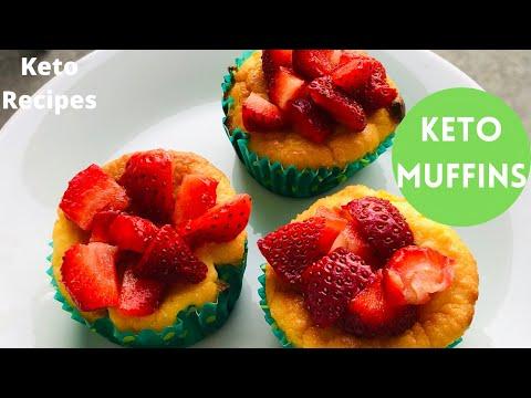 The Best Keto Muffins Almond Flour | Keto Recipes