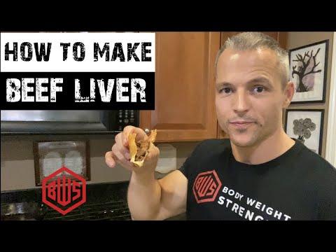 Keto Beef Liver Tacos! Simple, Delicious, nutritious!