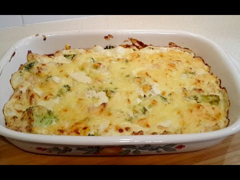 How To Make A Low Carb Chicken Broccoli Casserole