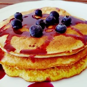 Best Keto Recipes I Best Soft and Fluffy Keto Pancakes I Low Carb Pancakes