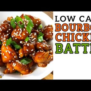 Low Carb BOURBON CHICKEN Battle – The BEST Keto Bourbon Chicken Recipe!