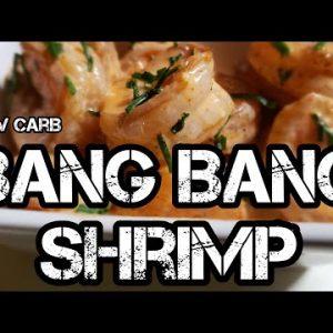 Easy Bang Bang Sauce and Shrimp Recipe