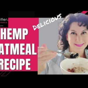 The Best Keto Hemp Heart Oatmeal Recipe – I'm in LOVE