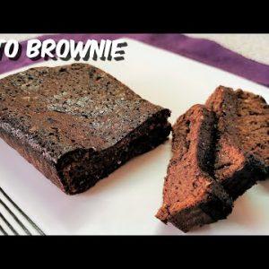 Best Keto Brownies Recipe | Fudgy Coconut Flour Brownies | Brownie kolač