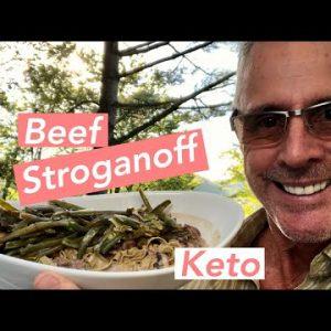 Keto Beef Stroganoff 👓