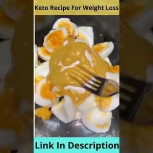 #Shorts, The best keto recipe for fat loss, lose belly fat with keto diet