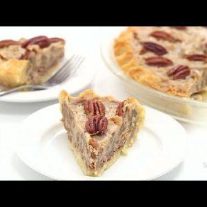 The Best Keto Sugar-Free Pecan Pie Recipe