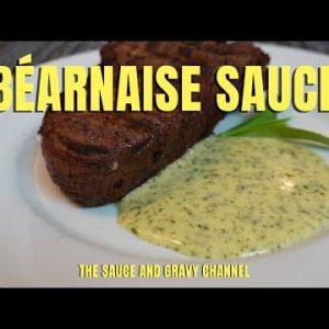 Bearnaise Sauce | How to Make Bearnaise Sauce |  Keto Friendly Steak Sauce | Steak Sauce