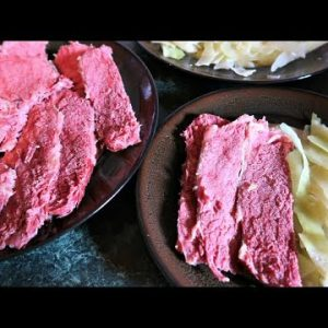Irish Corned Beef and Cabbage Recipe | Low Carb & Keto Dinner Idea