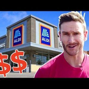 Clean Keto on a Budget – ALDI Grocery Haul