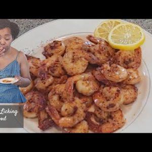 GARLIC BUTTER SHRIMP| How to Make Garlic Butter Shrimp| Garlic Butter Shrimp Keto