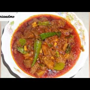 Spicy Beef Curry / Keto meal / Kerala style Recipe -76
