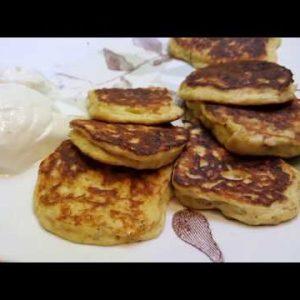 Hearty Chicken Pancakes. Keto recipe. No Flour! Gluten free #lchf Ketogenic food