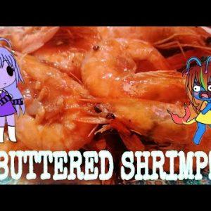 //Buttered garlic shrimp//pansalasang pinoy