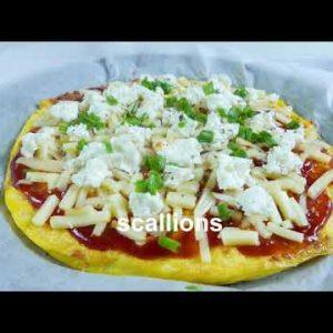 The Best Keto Pizza Recipe | Easy Keto Recipe At Home | Foodiy