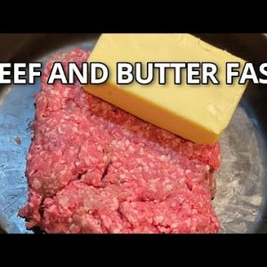 Using Beef and Butter Fast to break through your keto plateau