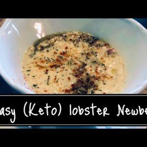 Keto In The Country: Lobster Newberg