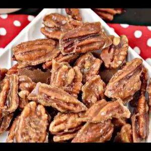 Best Keto Candied Pecans   Easy Sugar Free Recipe