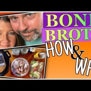 Easy Instant Pot Bone Broth – Best Keto Recipe
