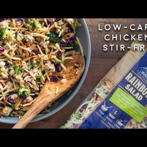 Low Carb Chicken Stir Fry