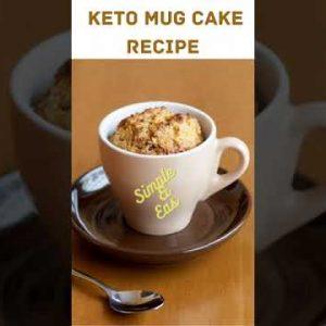 Low Carb Recipes – Keto Meals Recipes – Keto Diet – Low Carb Meals keto mugcake #ketorecipes #shorts