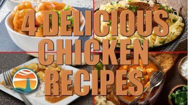 4 Delicious Keto-Based Chicken Recipes