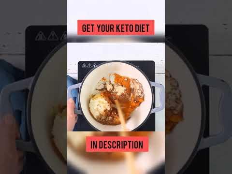 BEST KETO DIET YOU EVER FOUND || KETO RECIPE || TASTY || #shorts
