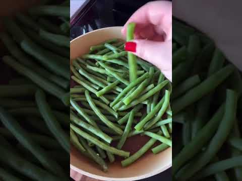 Crispy Green Beans 👩🍳| Keto Breakfast Ideas 🍲| Low Carb Recipes 🥑