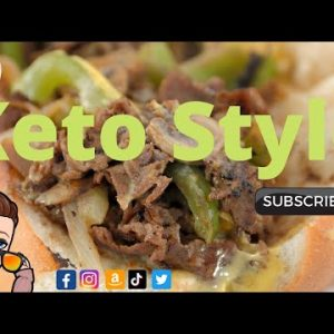 How To Philly Cheese Steak Keto