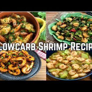 4 Lowcarb Shrimp Recipes   Easy Lowcarb Recipes