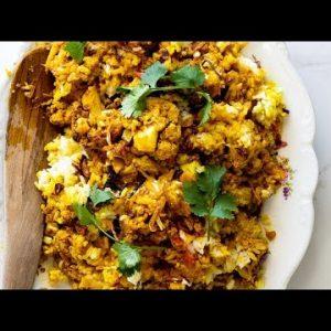 Keto Chiken Biryani recipie |KETO CHICKEN BIRYANI | KETO BIRYANI | LOW CARB CHICKEN BIRYANI, #shorts