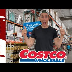 Shop With Me At Costco & Make Healthy Recipes