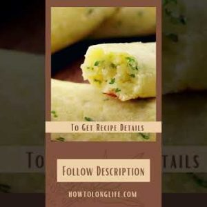 Keto Recipe Garlic and Herb Bread Sticks #shorts #weightloss