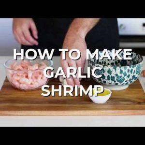 How To Make Garlic Shrimp – Quick Keto Recipes
