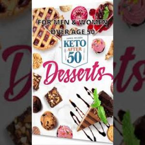 Keto Dessert Recipes to Satisfy Your Sweet Tooth | #Shorts