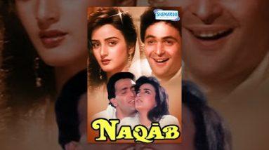 Naqab – Hindi Full Movie – Rishi Kapoor, Farah – Best Movie