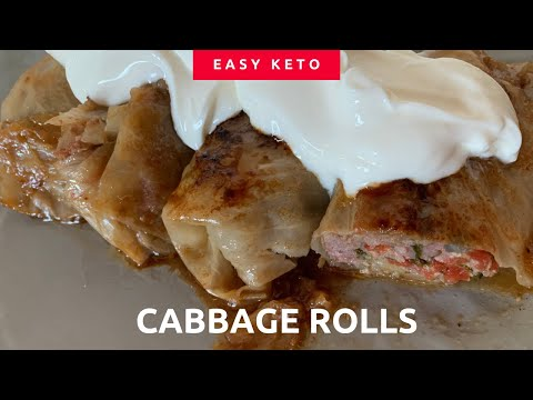 Cabbage Rolls   Delicious Eastern European Recipe
