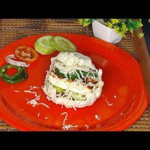 Keto Burger  Keto Burger Recipe   trending video #shorts