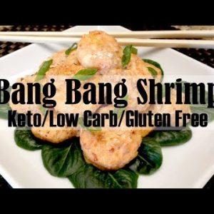 Keto Bang Bang Shrimp – Low Carb & Keto Diet